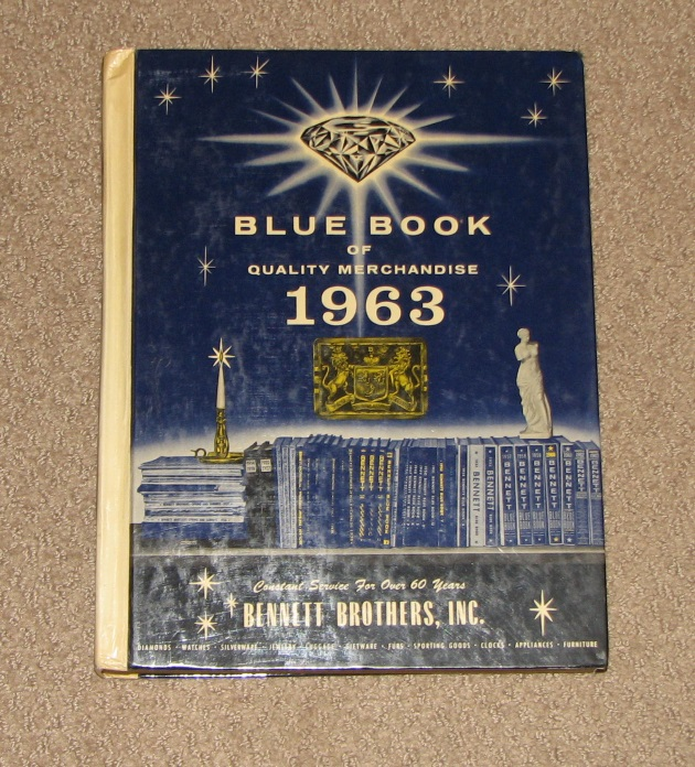 Bennett Bros Blue