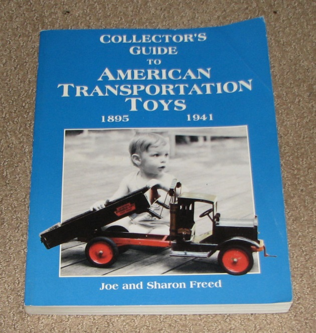 Collectors guide to American Transporation toys