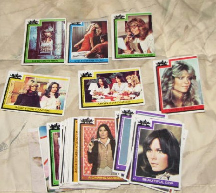 Charlies Angles cards