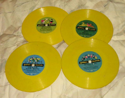 Childrens records