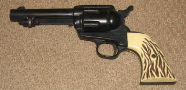 Crosman Hahn single action 6