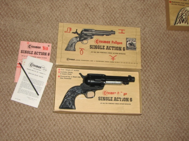 wanted Crosman