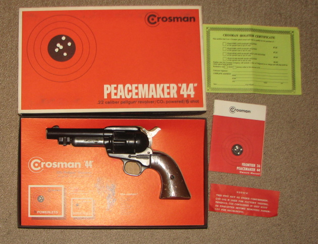 Crosman model 44 pellet gun
