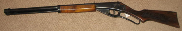 Daisy model 111-40 Red Ryder bb guninv BD 4