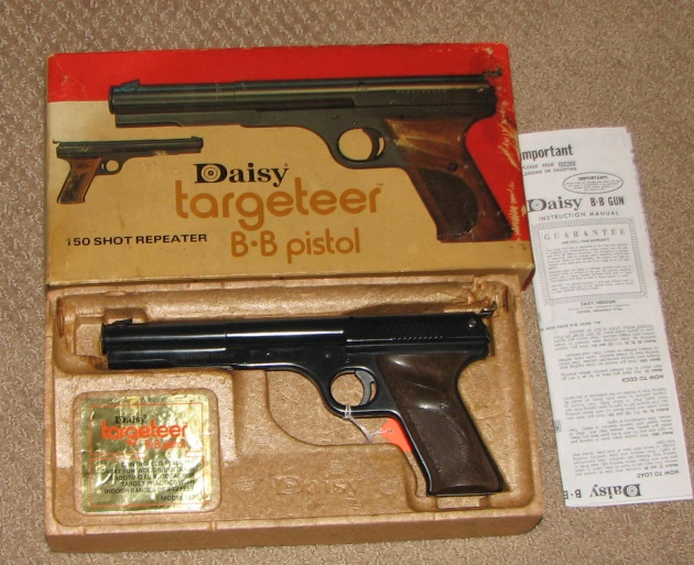 Daisy model 177 in box for sale inv B2