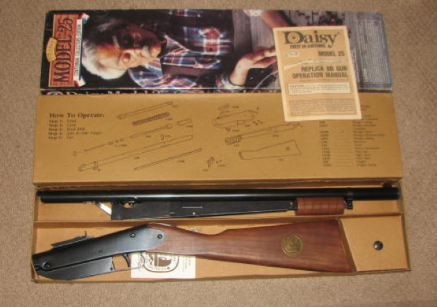 Daisy model 24 collectors ed R