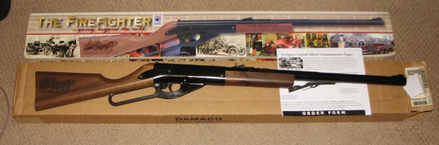 Daisy model 95 Fire Fighter bb