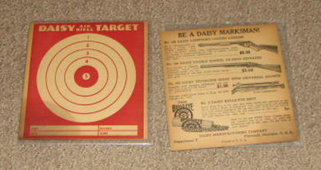 Daisy paper