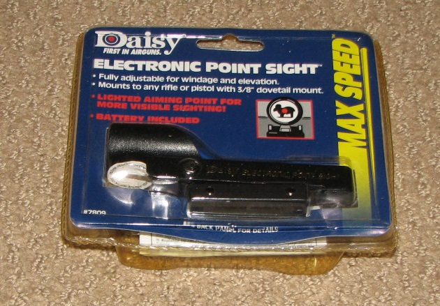 Daisy bb gun