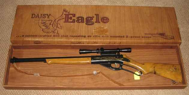 Daisy model 98 Eagle