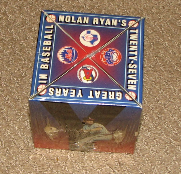 Nolan Ryan baseball for sale