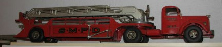Smith Miller l mack fire