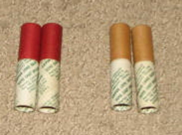 Sure Shot paper bb tubes