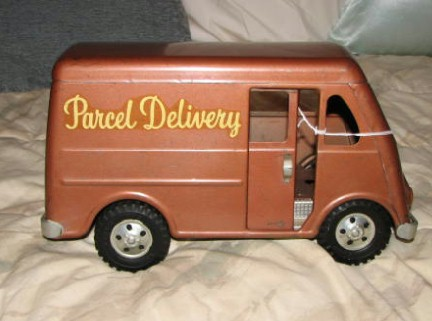 Tonka parcel