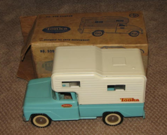 Tonka no. 530 Camper for sale