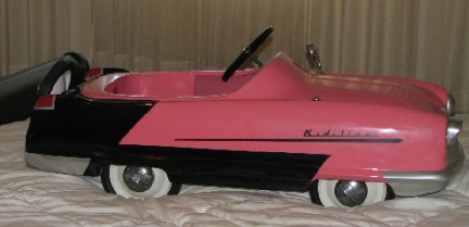 garton pedal car for sale