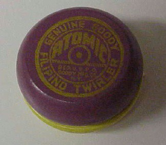 GOODY ATOMIC YO YO