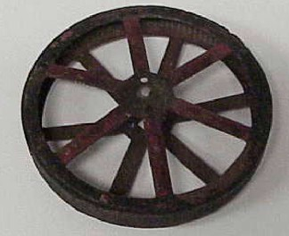 STRUCTO #11TRACTOR WHEEL FOR SALE