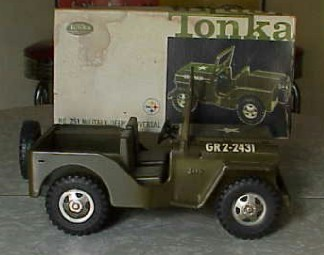 Tonka Army